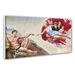 Touch Celebrity - Canvas -...